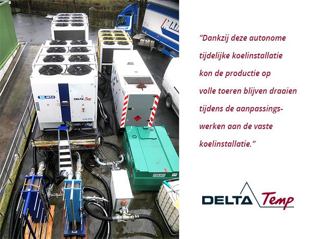 Opnieuw een succes-story van Delta-Temp!
