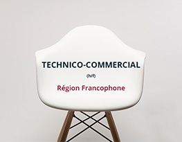Technico-Commercial (M/F)