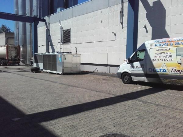 Mobile Kälte in der Kunststoffproduktion