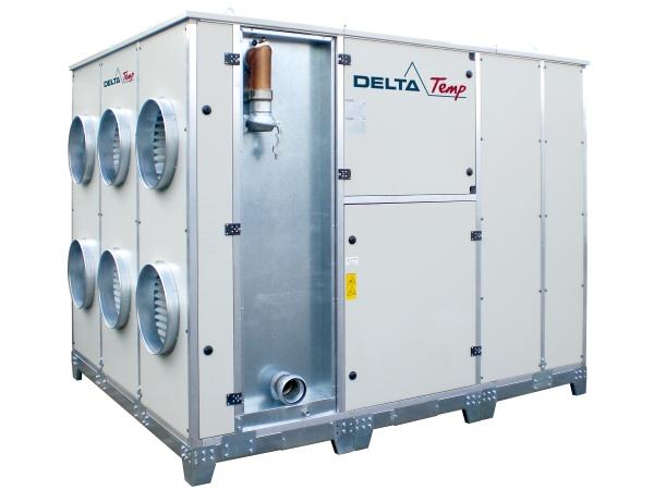Mobile Kühlwasser Rückkühler