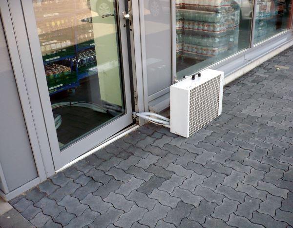 mobiles split klimager t mieten ac 6 7 delta temp. Black Bedroom Furniture Sets. Home Design Ideas