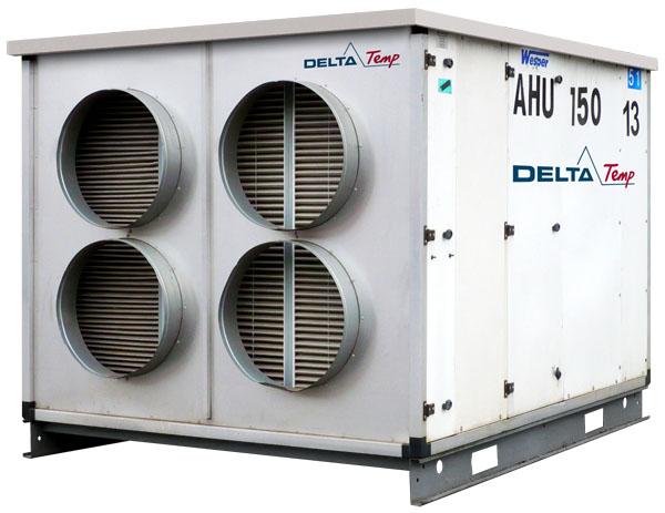 Lüftungsgerät AHU 150