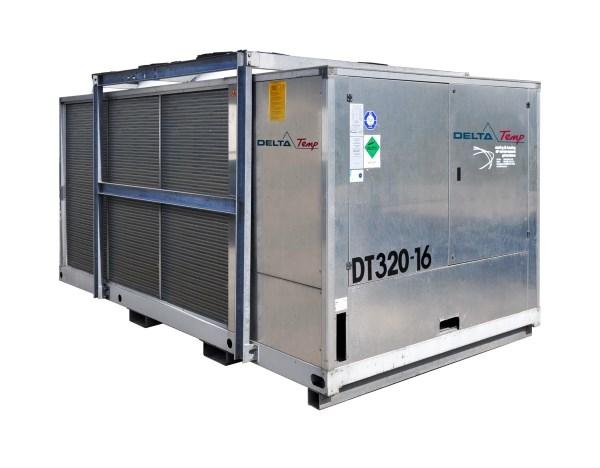 Mietkälte Kaltwassersatz DT 320