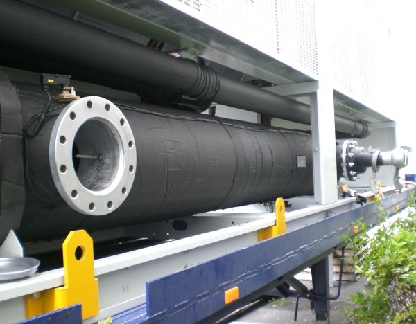 Mietkälte Kaltwassersatz DT 1000