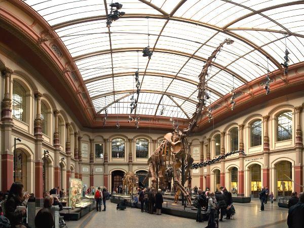 Event Klimatisierung - Museum