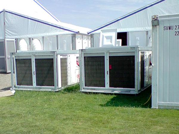Mobile Event-Klimatisierung