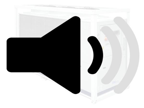 Nieuwe geluidsarme koelmachines in huurvloot