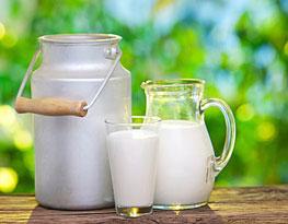 Geen zure melk, dankzij Delta-Temp
