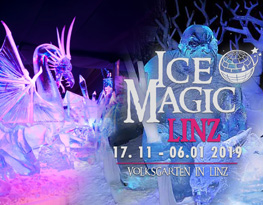 ICE MAGIC - Linz