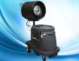 Breezer : powerful adiabatic cooler