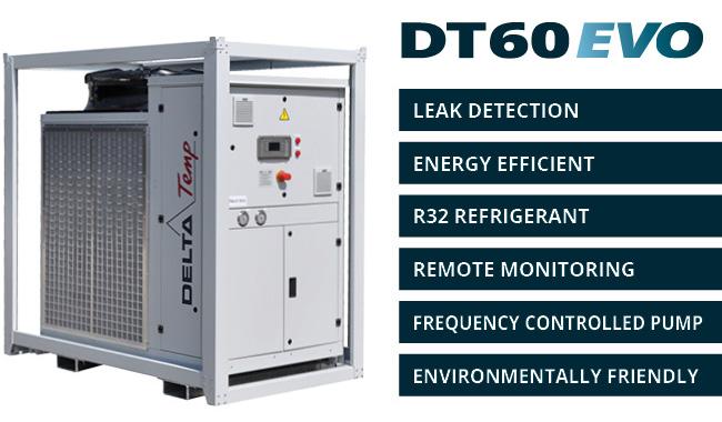 Chiller rental DT60 EVO