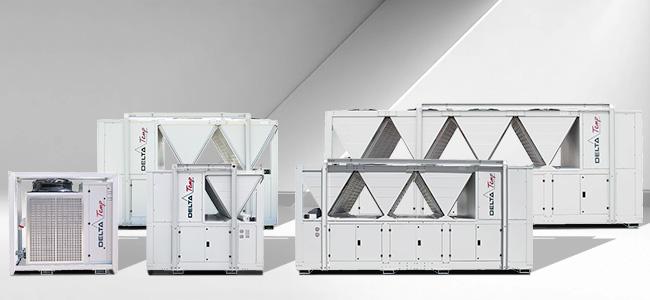 Delta-Temp investeert in moderne EVO-chillers