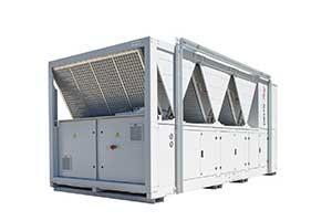 EVO Chiller koelmachine 300kW huren