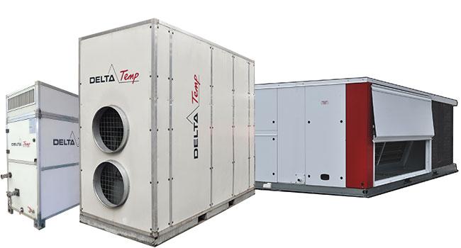 Ventileren met onze luchtbehandelingskasten, airhandlers en rooftops