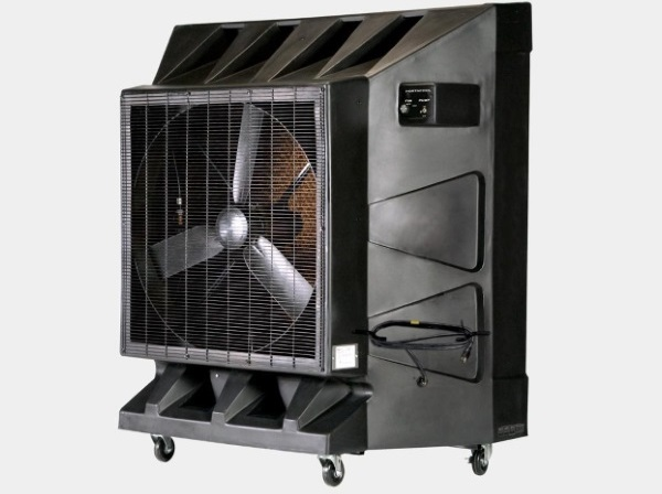 Adiabate Kühlung jetzt auch mieten