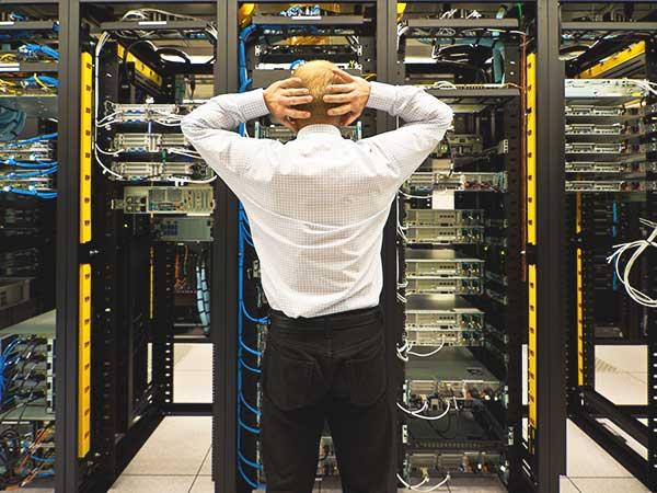 Temporäre IT-Klimatisierung im Sommer mieten