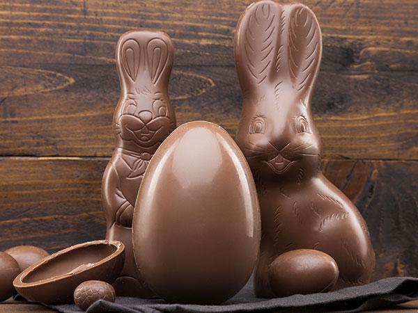 Lager Klimatisierung – Lagerung der Schokolade