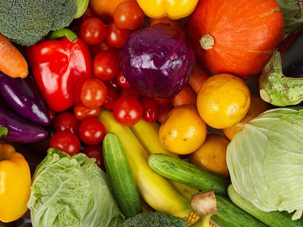 Lagerkühlung für Obst und Gemüse mieten