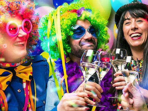 Wohlfühlfaktor nicht nur im Karneval