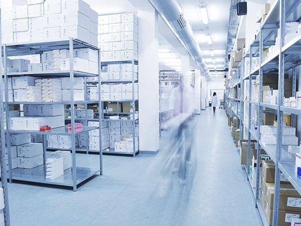 Mobile Kühlung für Chemie- und Pharmabranche