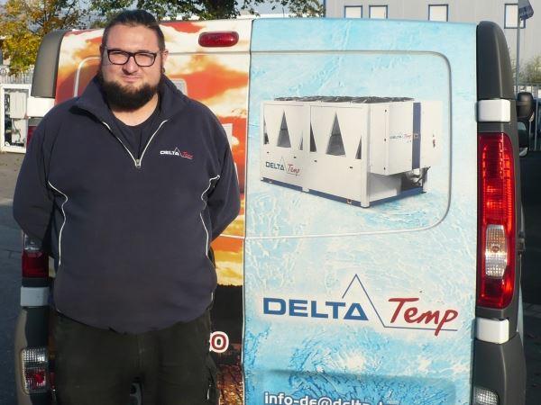 Zusätzliche Kompetenz in der Kältetechnik