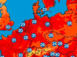 Extreme Hitzewelle erwartet!