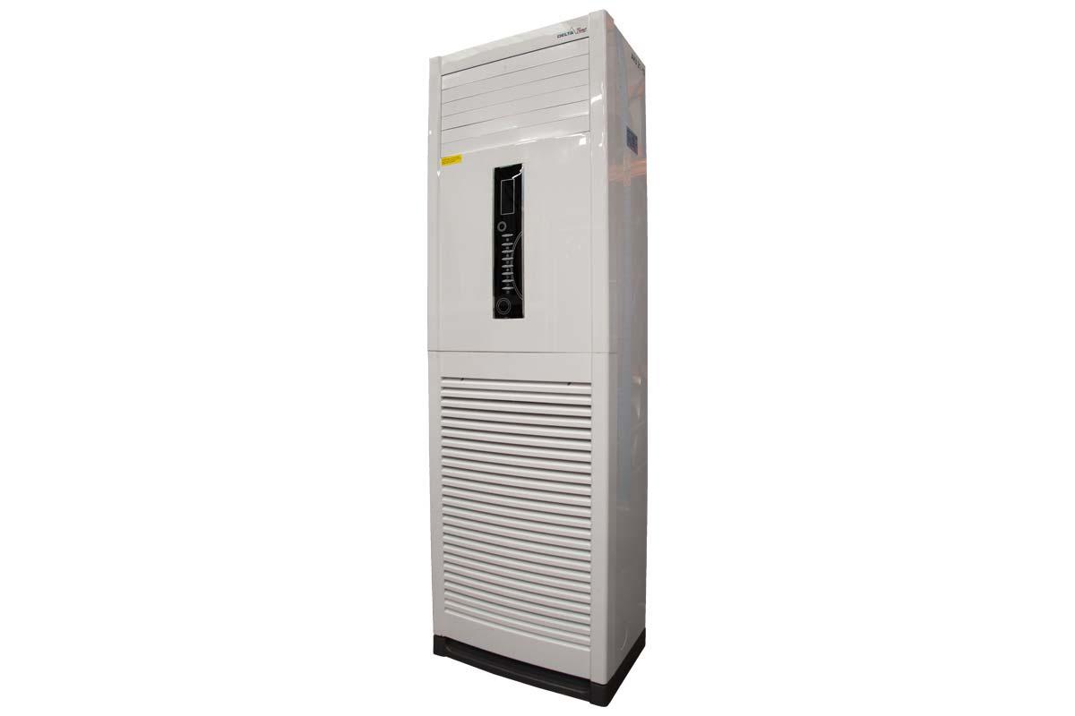 Luchtbehandelingskast AHU21, zowel koelen als verwarmen