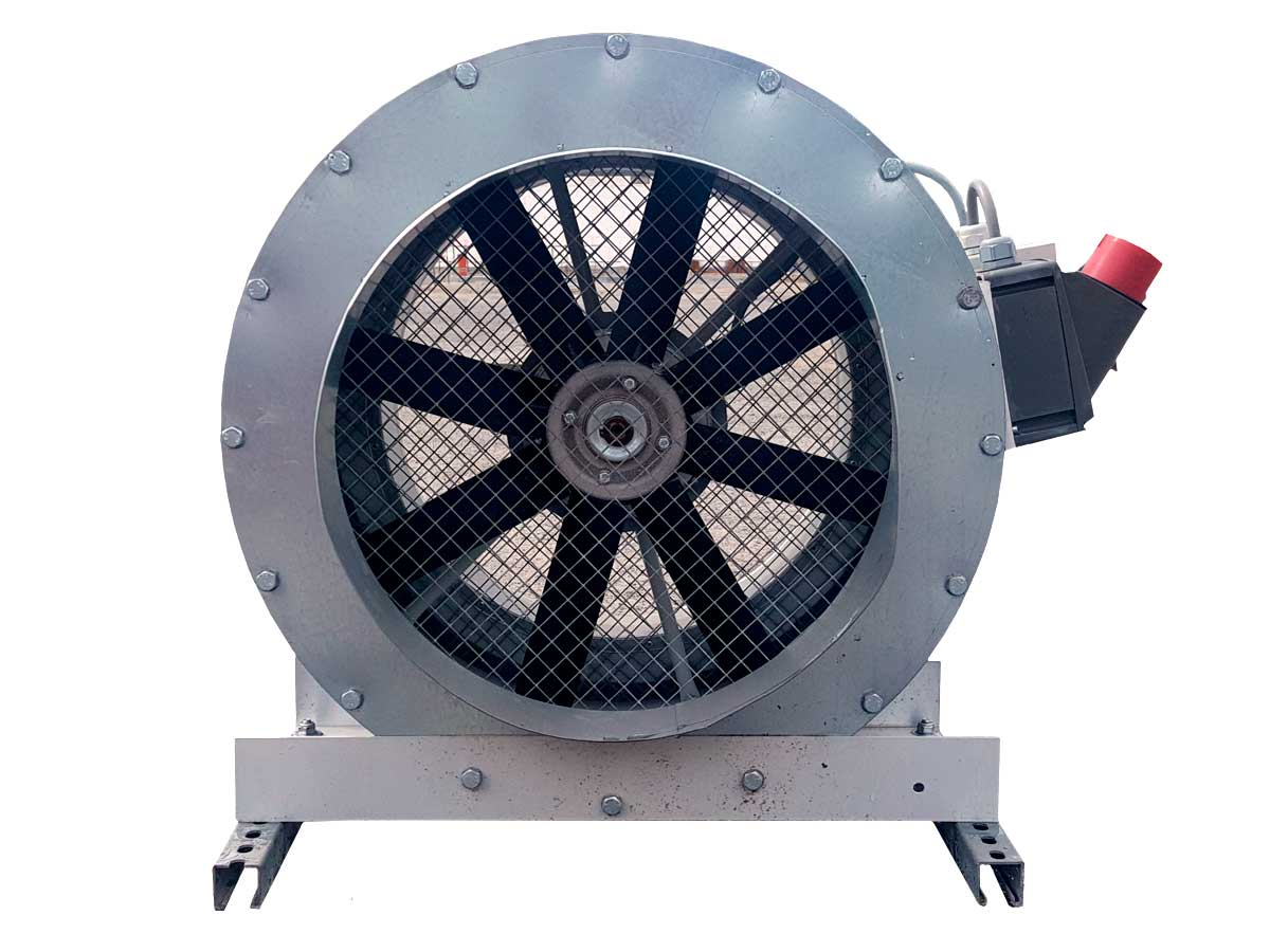 Ventilateur axial