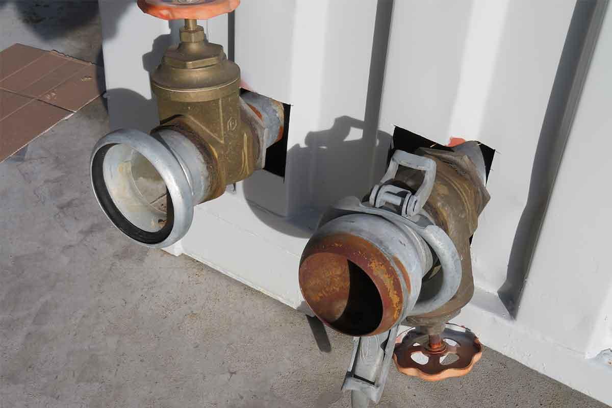 Boiler 465kW