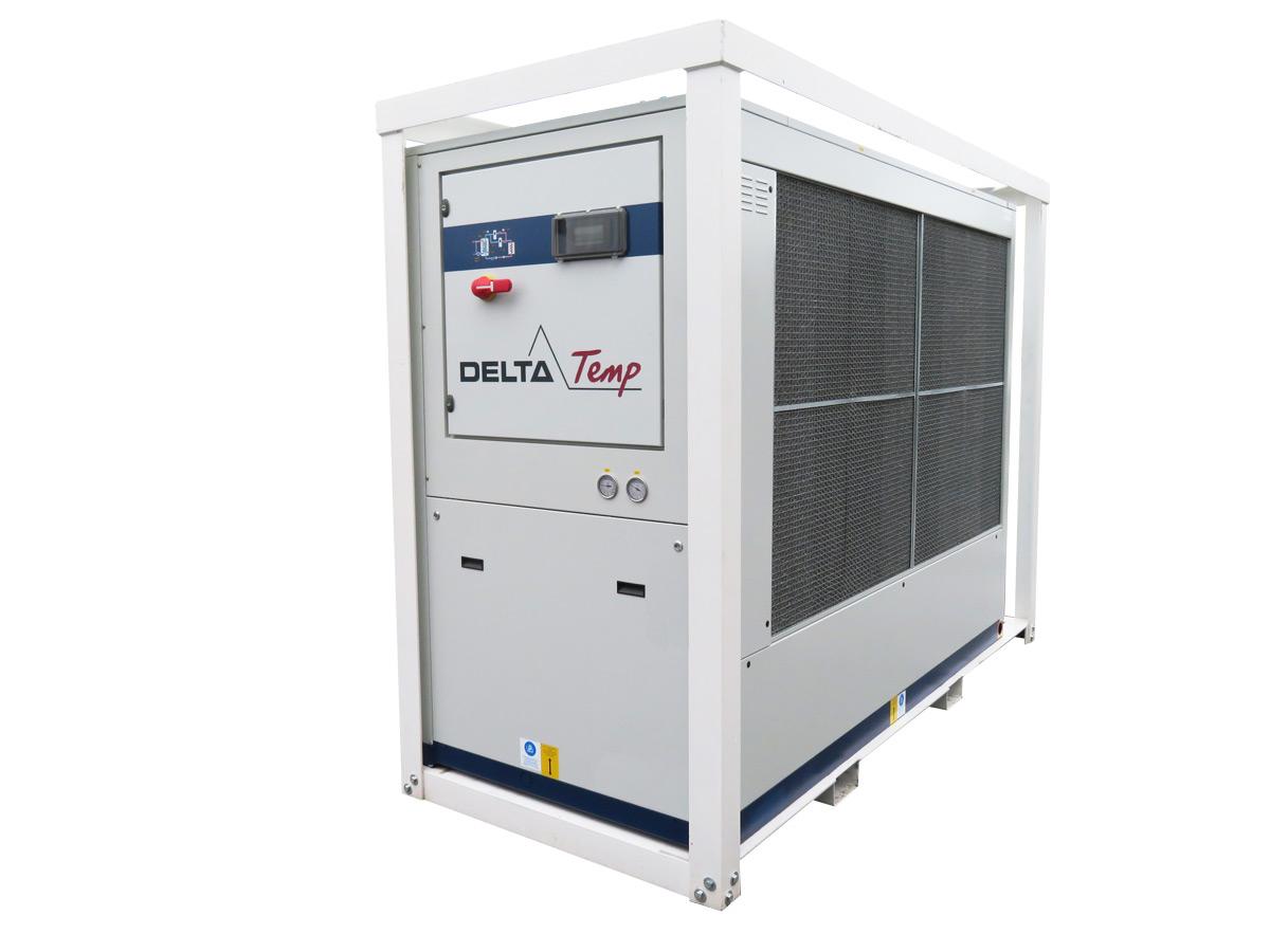 Kaltwassersatz mit 110 kW mieten