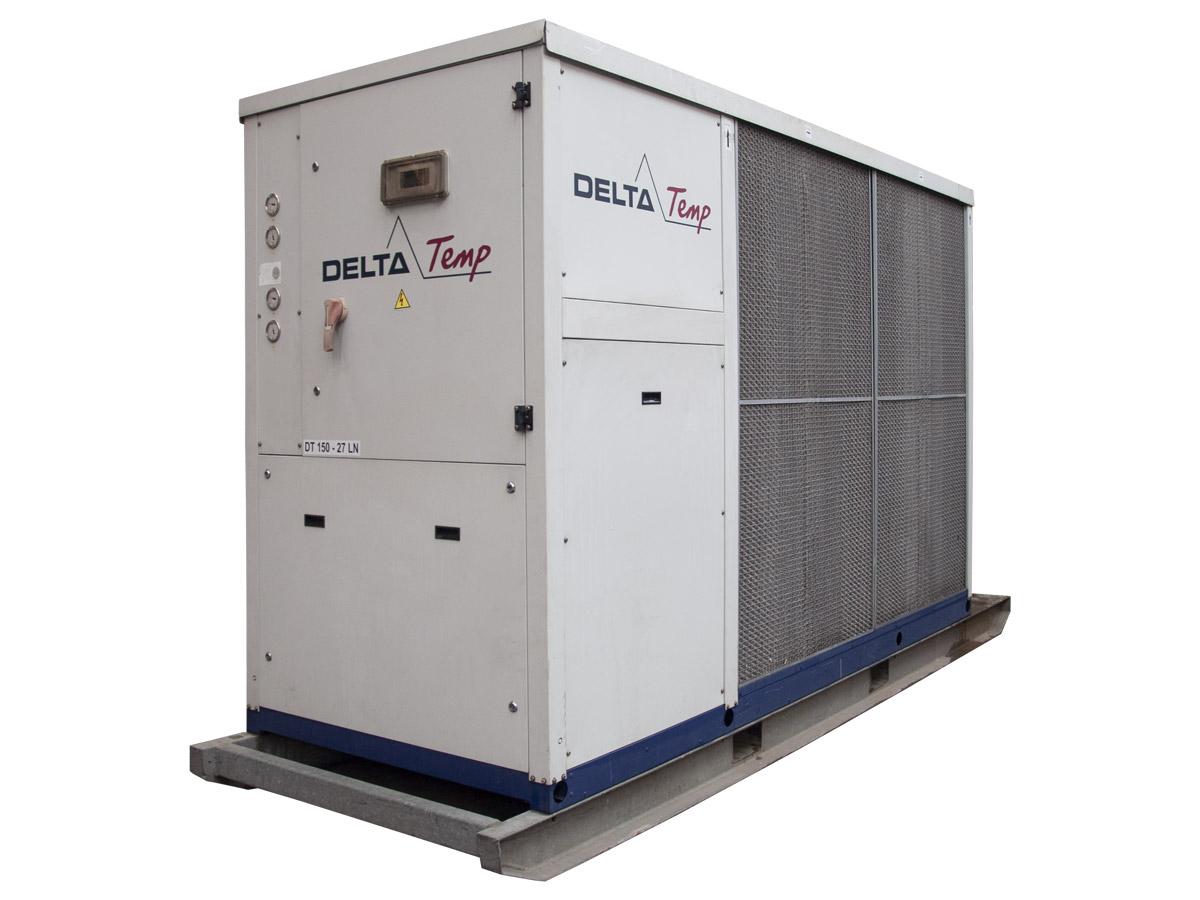 Mobilen luftgekühlten Kaltwassersatz mieten