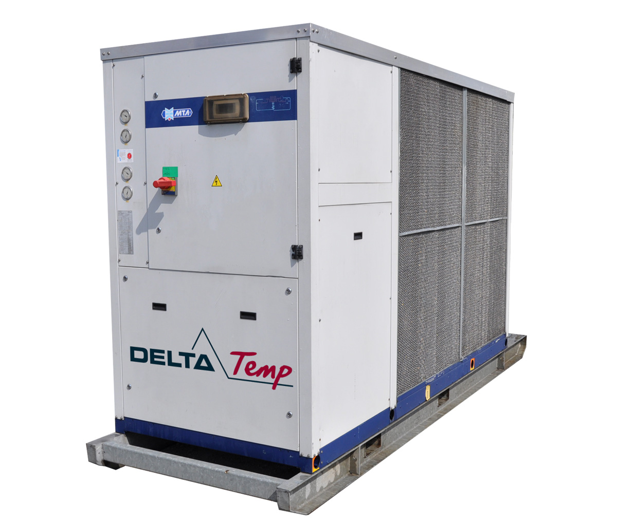 Rent the DT 150 SLN mobile chiller