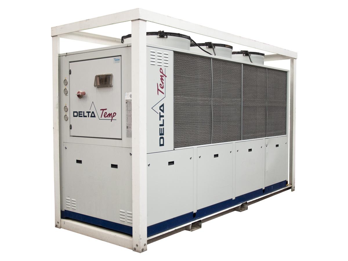 Kaltwassersatz 155 kW mieten