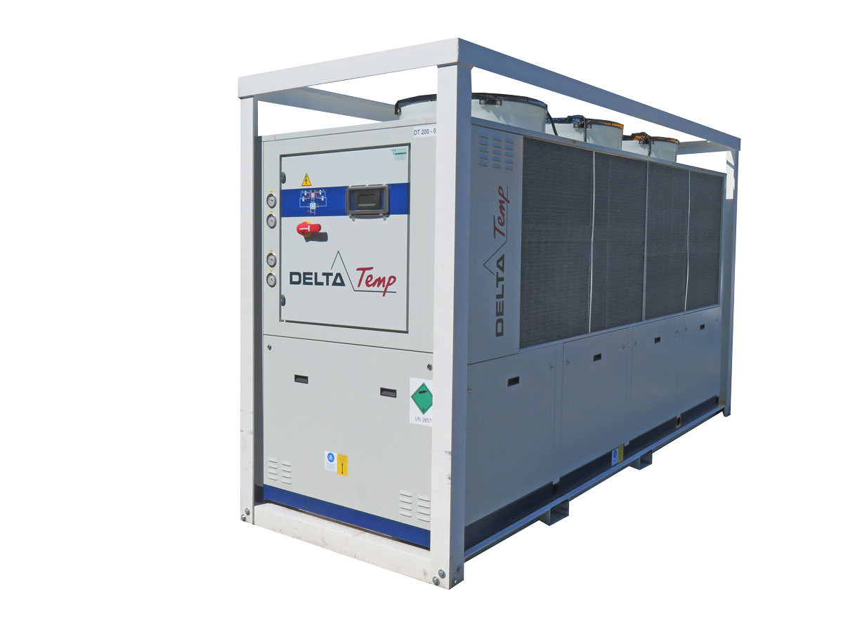 Rent 200kW chiller