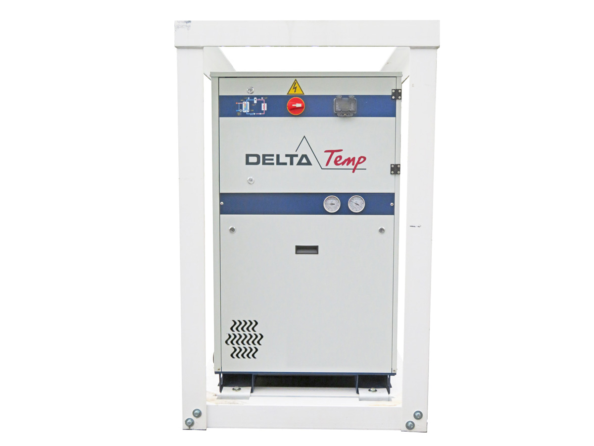 mobile chiller rental DT 25kW