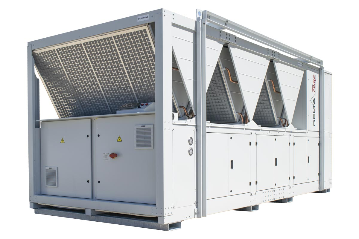 Rent DT300 EVO Chiller: energy efficient and environmentally friendly