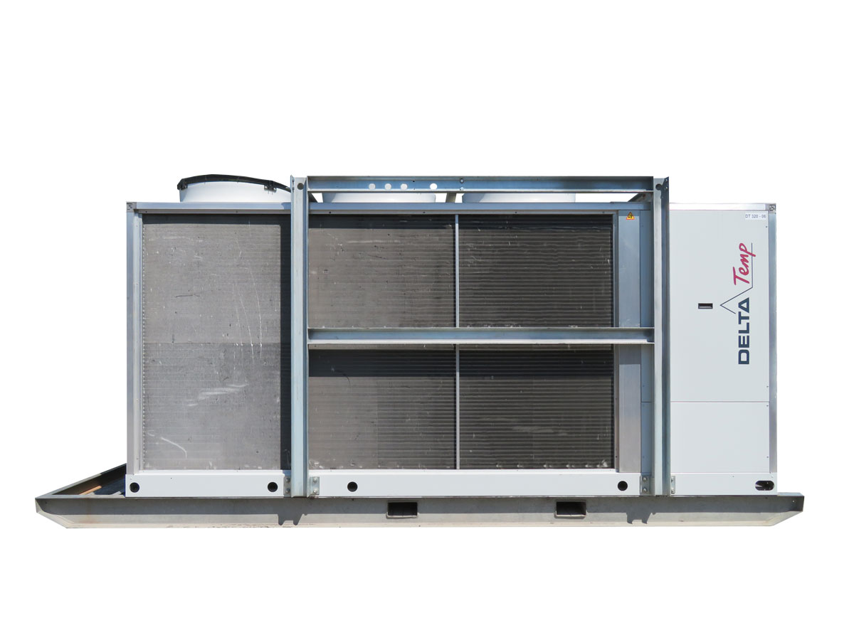 mobile chiller rental DT 320kW