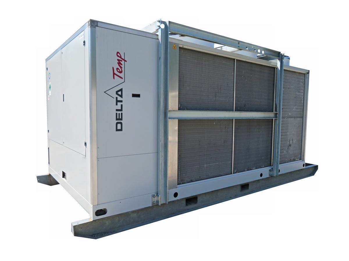 Gebrauchter Kaltwassersatz 300 kW