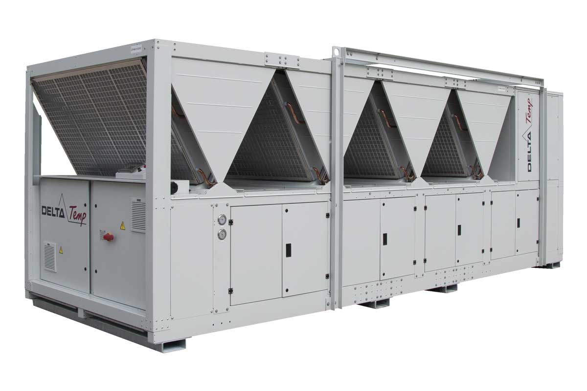 DT400 EVO: Rent powerful cooling, environmentally friendly and energy efficient