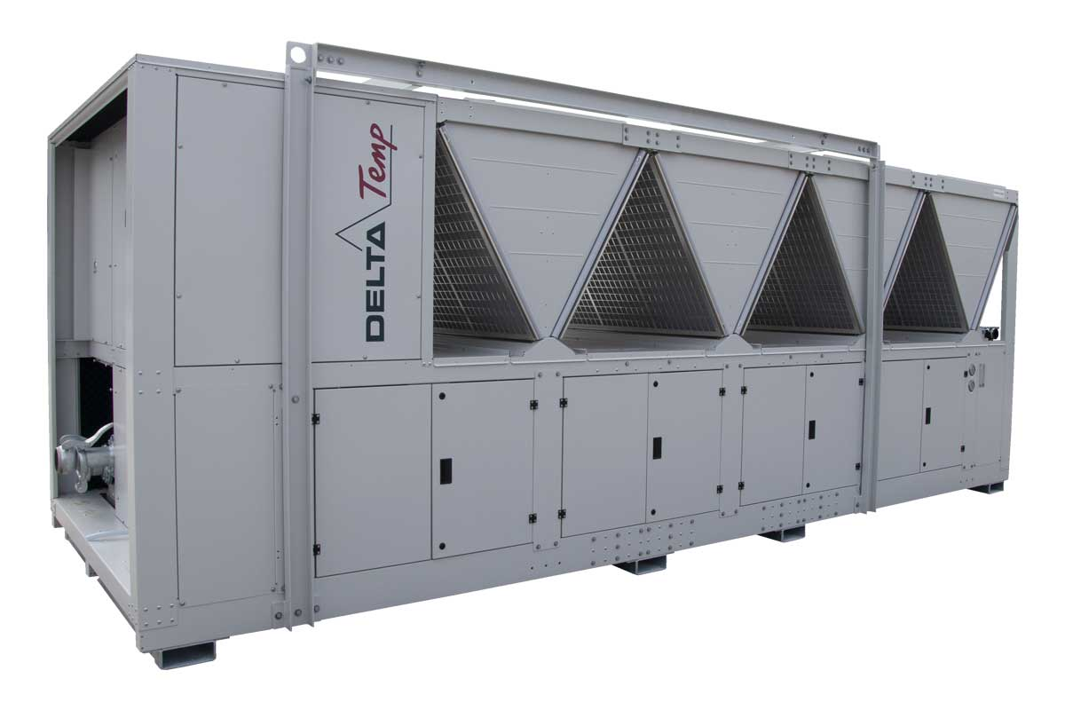 Rent DT500 EVO Chiller: powerful cooling, energy efficient and environmentally friendly