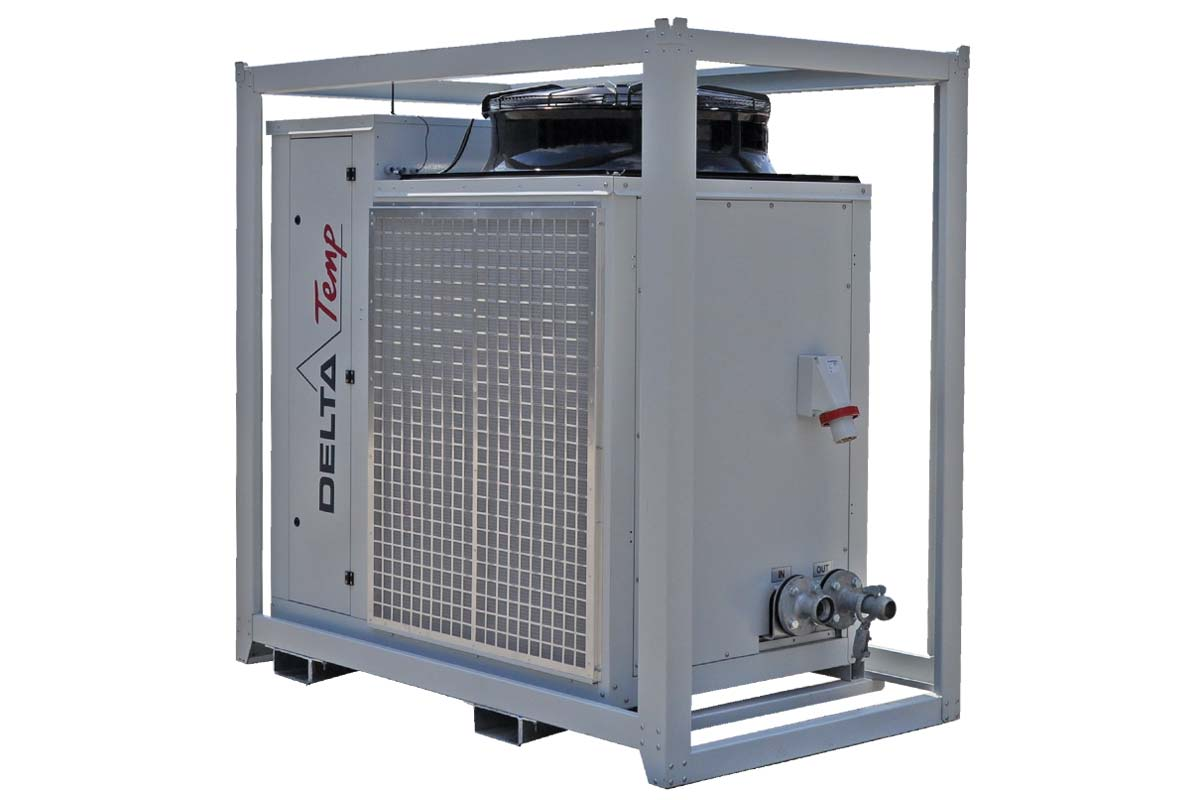 DT 60 EVO : Our new Chiller, energy efficient and environmentally friendly