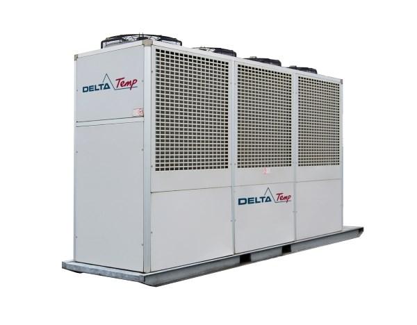 Mobiele ijswatermachine huren 160kW