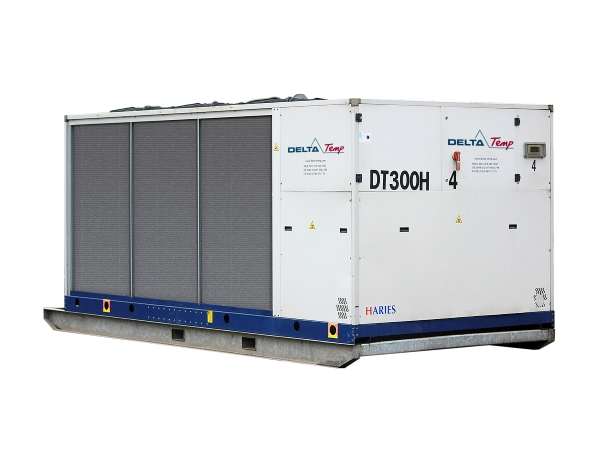 Chiller rental 300kW