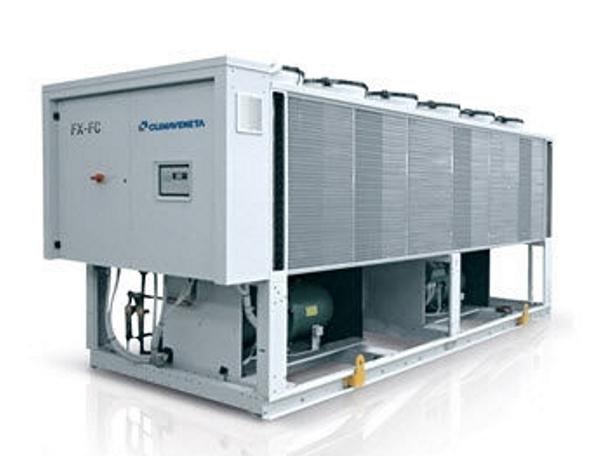 Mobiele ijswatermachine DT 450FC