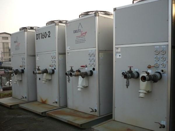 Gebrauchte Kältemaschine 160 kW