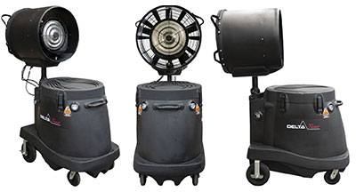 Adiabaten Luftkühler mieten oder kaufen