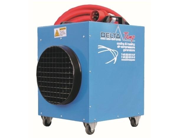 Mobiler Elektroheizer GAC 18