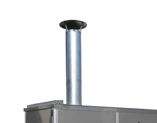 Mobile Warmluftheizung GAC 200