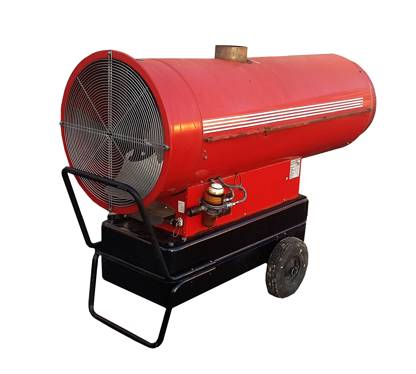 Diesel heater 110kW