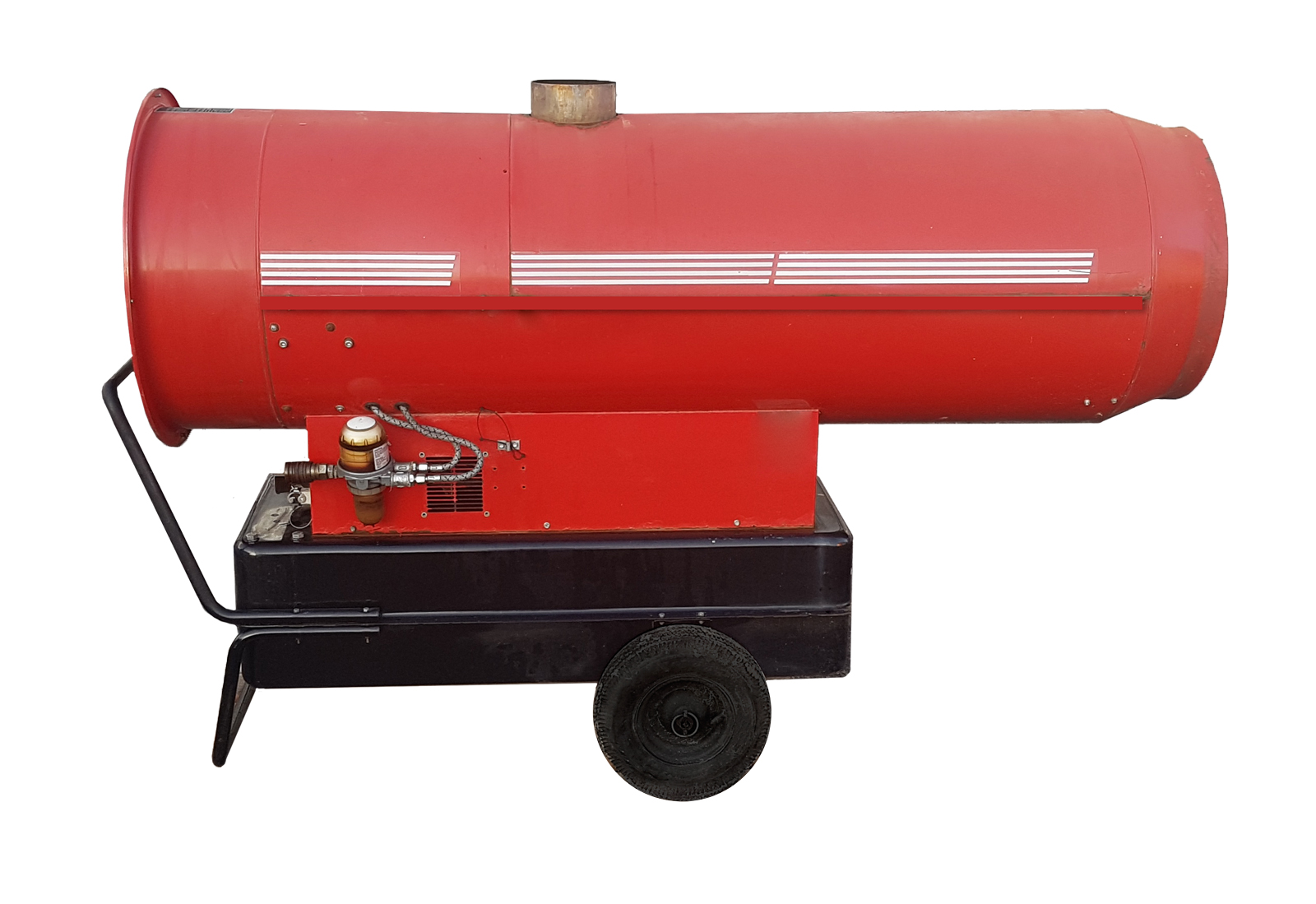 Öl-Warmluftheizung GAC 110